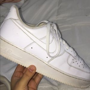 Shoes - Nike Air Force ones